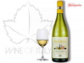Novaserra Greco di Tufo DOCG, r. 2019 Mastroberardino - wineofitaly.cz