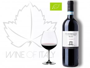 MONTEFALCO ROSSO RISERVA DOC BIO vinařství Antonelli san Marco