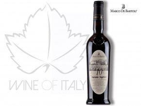 Marsala Superiore Oro Riserva DOC, Marco De Bartoli - wineofitaly.cz