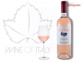 Lacrimarosa Campania Rosato IGT Mastroberardino - wineofitaly.cz