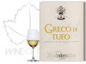Greco di Tufo DOCG Mastroberardino Vini - wineofitaly.cz