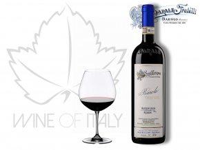 Barolo Vigna Bussia Riserva DOCG Barale Fratelli od Wine of Italy