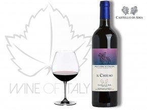 IL CHIUSO Toscana Rosso IGT, r. 2016 Castello di Ama od Wine of Italy