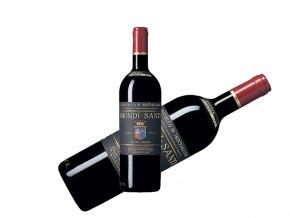 BRUNELLO DI MONTALCINO DOCG, r. 2012 Biondi Santi,  Wine of Italy