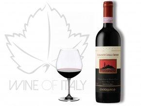 Chianti Colli Senesi DOCG Geografico Wine of Italy