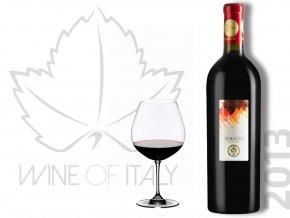 ROGGIO DEL FILARE ROSSO PICENO SUPERIORE DOC, r. 2013 Velenosi Vini - wineofitaly.cz