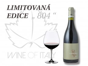 Capezzana 804 Rosso di Toscana IGT Syrah Tenuta di Capezzana od Wine of Italy