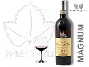 Chianti Classico San Lorenzo DOCG Magnum, r. 2014 Castello di Ama