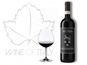 Brunello di Montalcino Riserva DOCG Castello Tricerchi Wine of Italy
