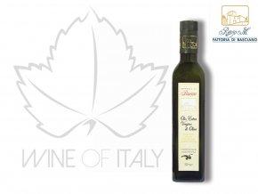 Olivový olej extravergine - panenský, Fattoria di Basciano