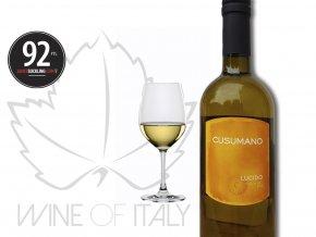 LUCIDO DOC, (Catarratto), Sicílie, italské bílé víno