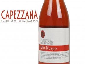 Vin Ruspo Rosato di Carmignano DOC Capezzana Itálie