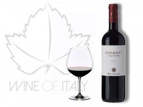 CHIANTI COLLI SENESI DOCG vinařství Poliziano