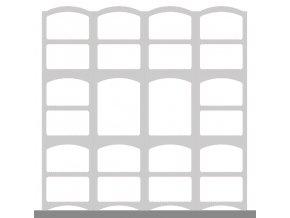 Sestava Bloc Cellier Klasik white