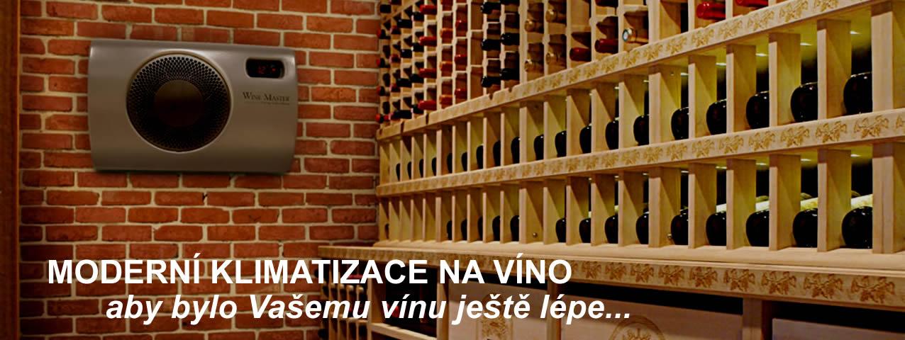 Klimatizace na víno