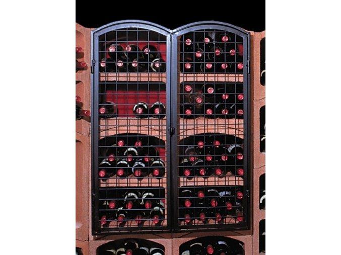 117 kovana zelezna mriz velka bloc cellier