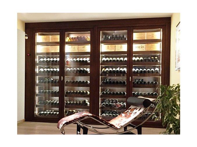 Klimatizace na víno WineMaster WINE SP40CA8.1
