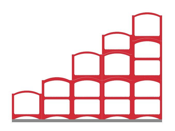 Sestava Bloc Cellier Steps