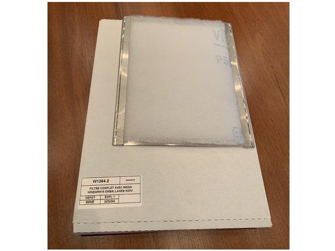 Prachový filtr AMR15 1