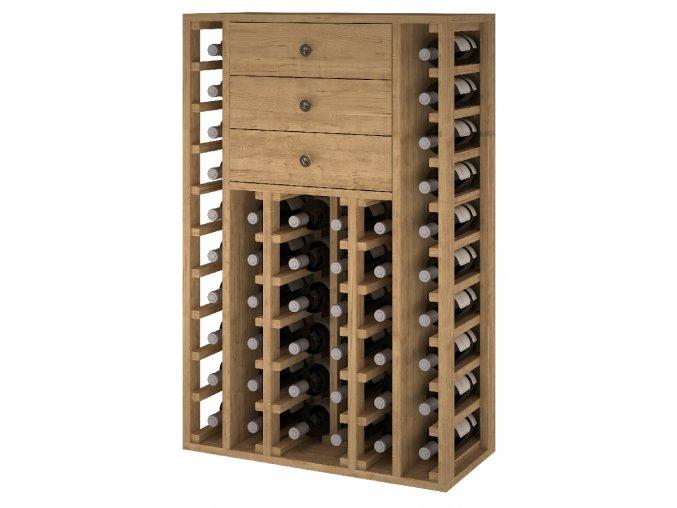 Regál na víno PEIRÓS I