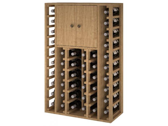 Regál na víno CACABELOS I