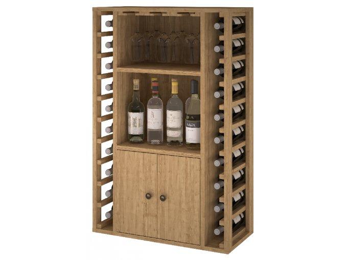 Regál na víno CORULLÓN