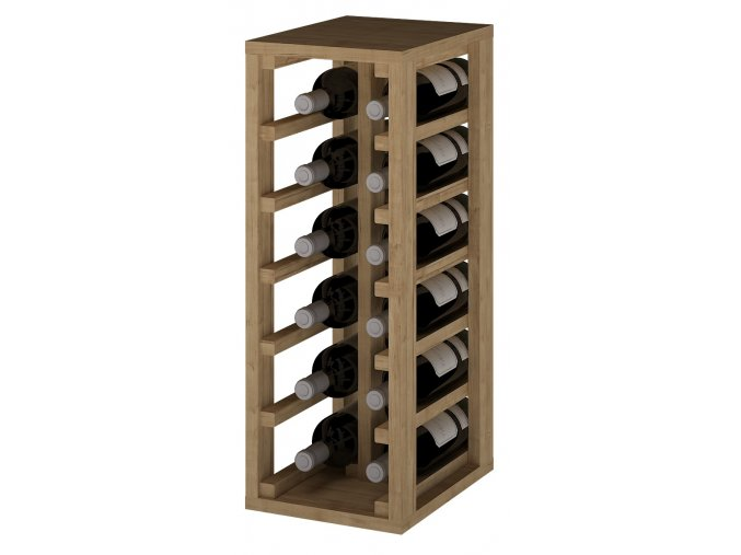Regál na víno PETÍN I
