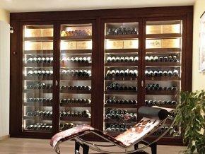 Klimatizace na víno WineMaster WINE SP40CAPRO.1