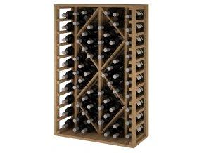 Regál na víno TORAL