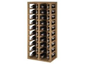 Regál na víno CANEDO IV
