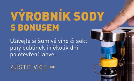 WineSekt SodaMaker s bonusem