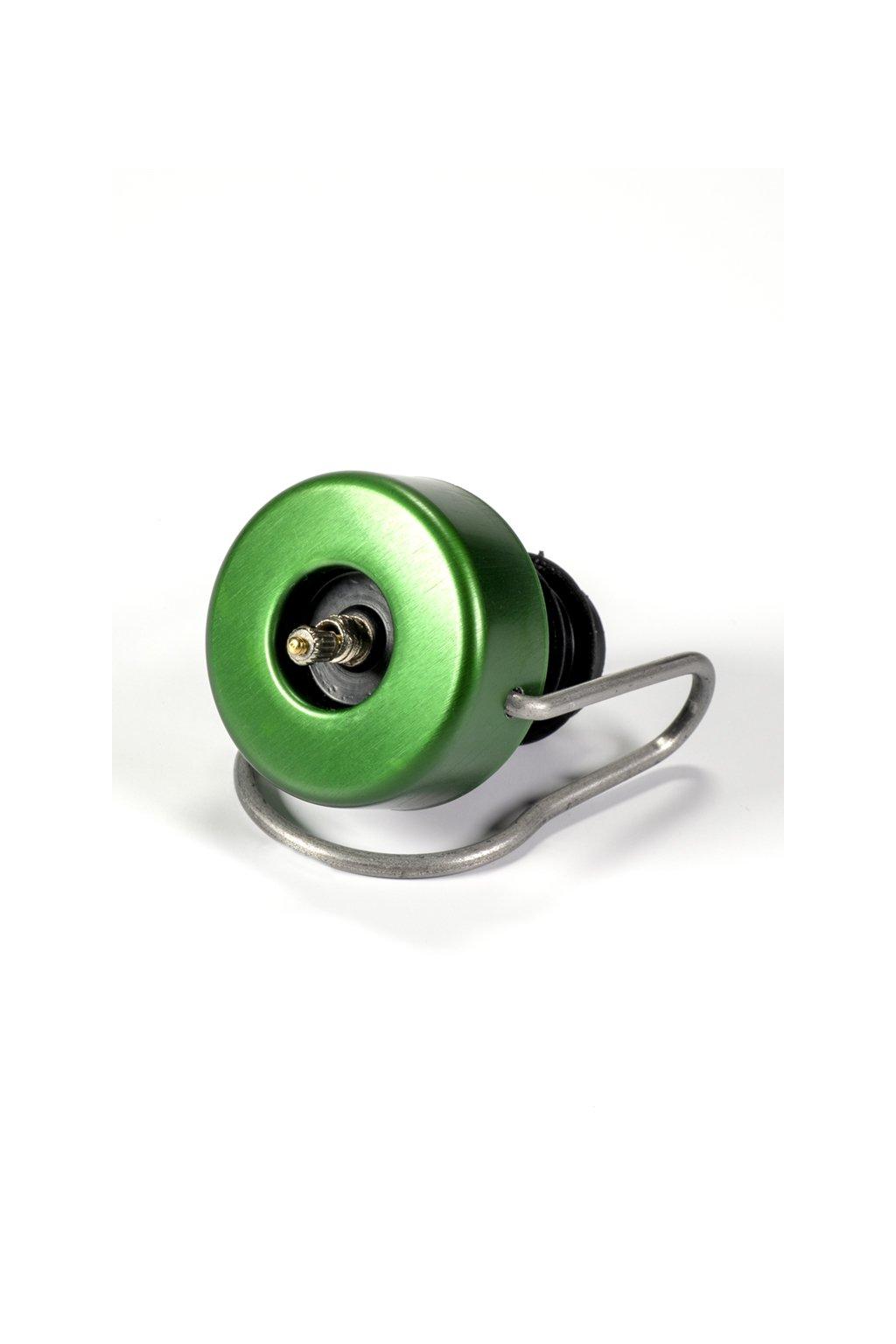 Zátka zelená lesklá