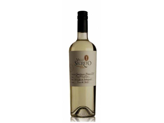 Valle Secreto - First Edition Sauvignon Blanc 2018, 0,75l