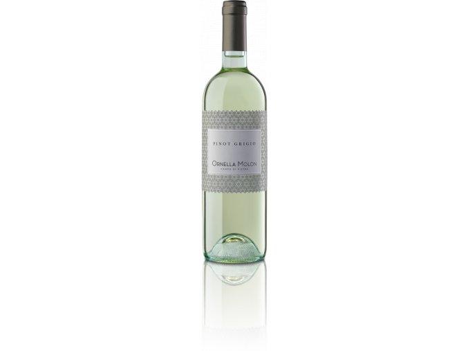 Ornella Molon - Pinot Grigio DOC Venezia 2018, 0,75l