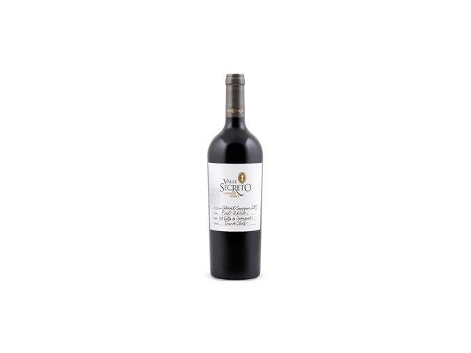 Valle Secreto - First Edition Cabernet Sauvignon 2018, 0,75l