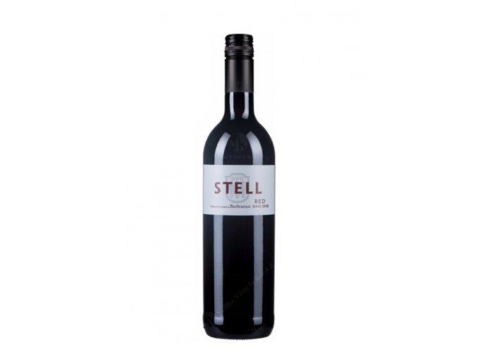 stell red 2018 stellenrust wine estate 0 75 l