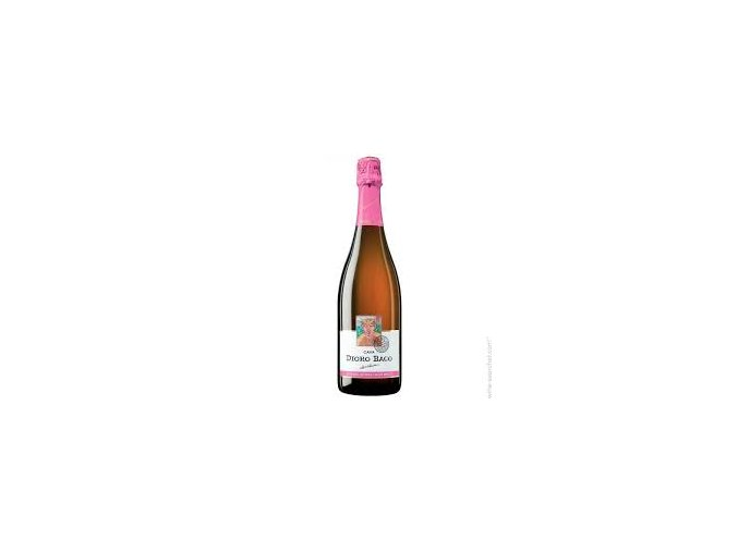 Cava Rosado Dioro Baco Pinot