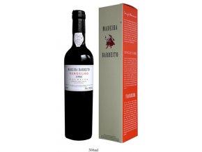 Madeira Barbeito - Madeira Colheita 1997 medium sweet 0,5L