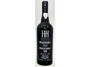 Madeira Barbeito - Madeira Malvasia 20 years old, 0,75l