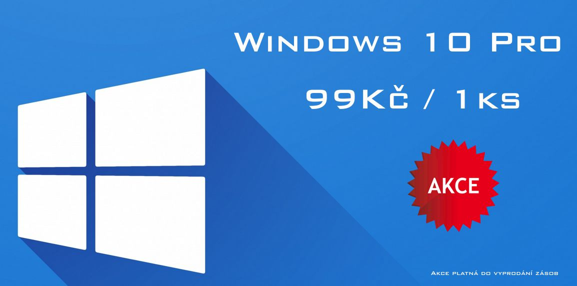 AKCE - Windows 10 Pro