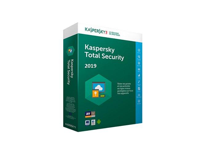 kaspersky total security 2019 box