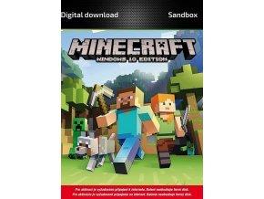 Minecraft - Windows 10 Edice