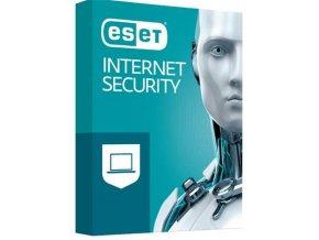eset internet security 1 licence 1 rok krabicova verze i241071