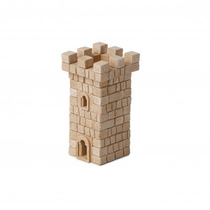 Cihličková stavebnice VĚŽ