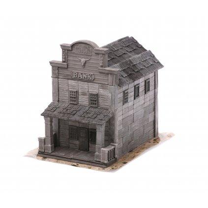 Cihličková stavebnice WESTERN BANKA