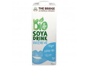 soja soya drink natur