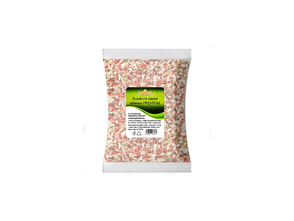 korenova susena zelenina premium