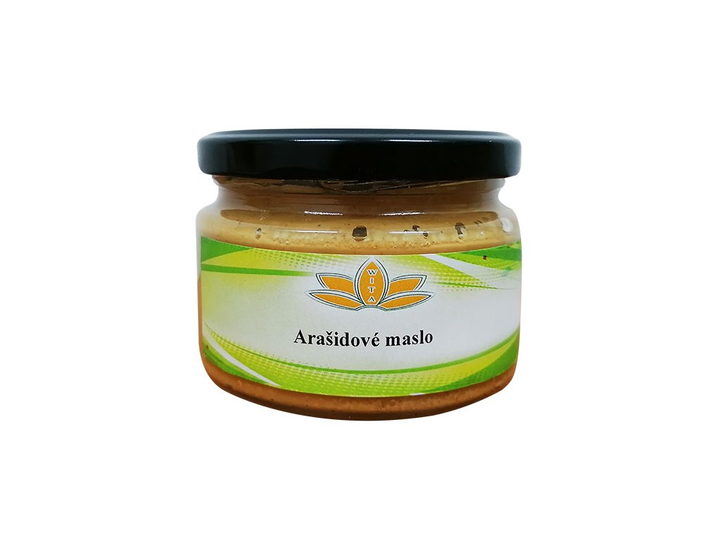 Arasidove maslo 190g Wita