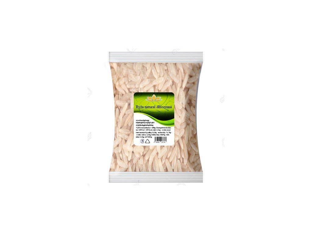 ryza natural dlhozrnna