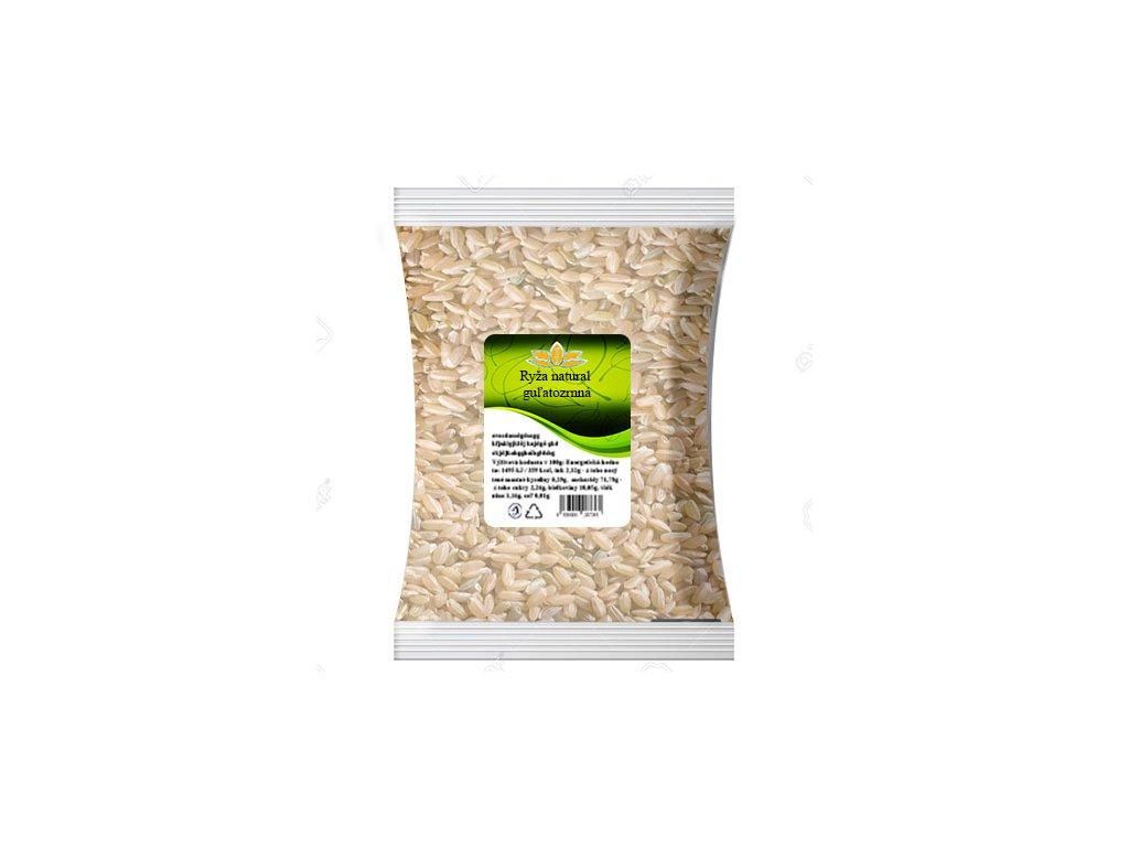 ryza natural gulatozrnna